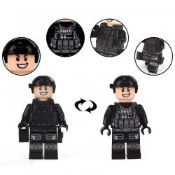 Figurky SWAT Policie 12 ks