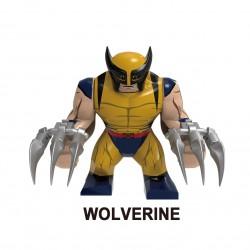 Figurka Wolverine k LEGO