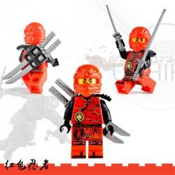 Figurky Ninjago k LEGO 8 ks III