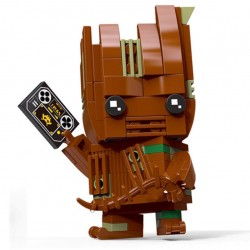 Figurka Groot BrickHeadz