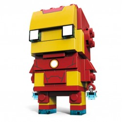 Figurka Iron Man BrickHeadz