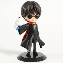 Figurka Harry Potter a sova Hedvika
