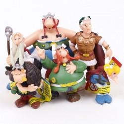 Figurky Asterix a Obelix 6 ks