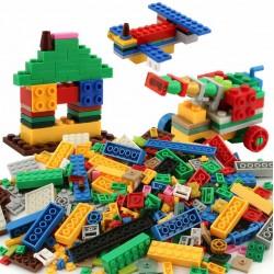 1000 Dílků Pro Stavebnici LEGO