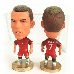 Figurka fotbalista Cristiano Ronaldo