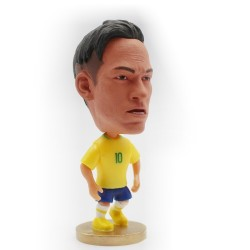 Figurka fotbalista Neymar