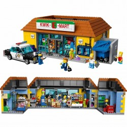Stavebnice Simpsons Kwik-E-Mart k LEGO 2232 ks