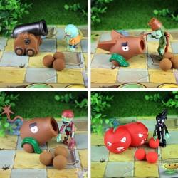 Figurky Plants vs Zombies 4 ks II