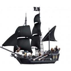 Stavebnice Piráti z Karibiku Černá Perla