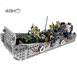 Stavebnice LCM3 k LEGO 413 ks