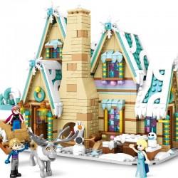 Stavebnice Chata Ledové Království 1087 dílků