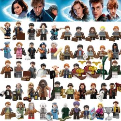 Figurky k LEGO Harry Potter 50 ks