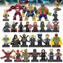 MEGA SET Figurky k LEGO Avengers 27 ks