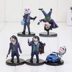 Figurky Joker DC Comics 5 ks