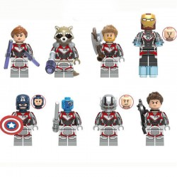 Figurky Avengers ENDGAME k LEGO 8 ks