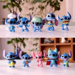 Figurky Disney Lilo a Stitch 10 ks