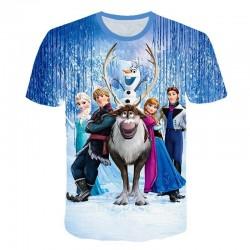 Dětské tričko Ledové království