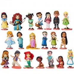 Figurky Princezny Disney 20 ks