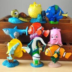 Figurky Hledá se Nemo 9 ks