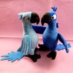 Plyšák Blu a Perla z pohádky RIO