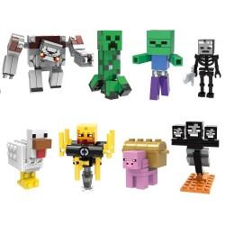 Figurky MINECRAFT k LEGO 8...