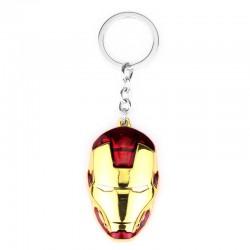 Přívěšek na klíče Iron Man Maska