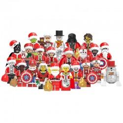 SET 23 ks Figurky Vánoční Speciál
