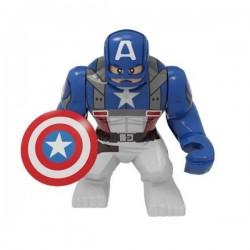 Figurka Kapitán Amerika k LEGO