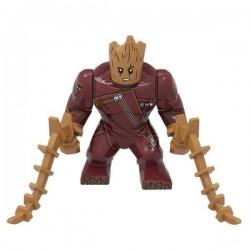 Figurka Groot Strážci Galaxie k LEGO