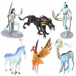 Figurky Avatar 6 ks