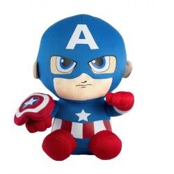 Kapitán Amerika 15 cm plyšák