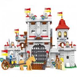 Stavebnice Středověký Hrad a rytíři k LEGO