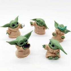Figurka BABY YODA Star Wars 5ks