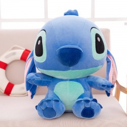 Plyšák Disney Stitch modrý 45 cm