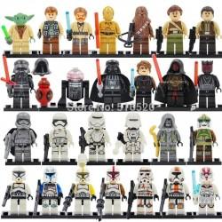 SET Figurky k LEGO STAR WARS 26 ks