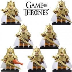 Figurky Rytíři Hra o Trůny k LEGO 8 ks