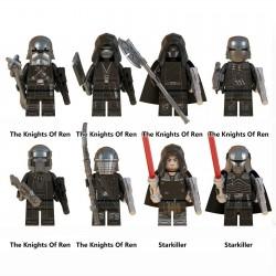 Figurky k LEGO STAR WARS Rytíři z Renu 8 ks