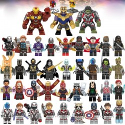 TOP SET 39 ks Figurky k LEGO Avengers