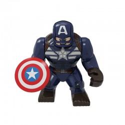 Figurka Kapitán Amerika k LEGO II