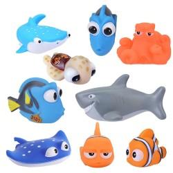 Figurky do vody Hledá se Nemo 8 ks
