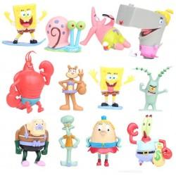 Figurky Spongebob 12 ks