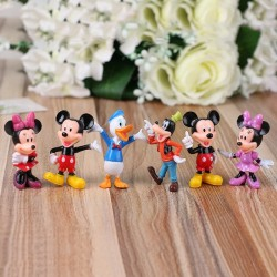 Figurky Mickey Mouse 6 ks
