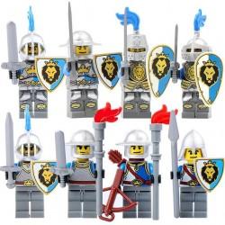 Figurky Rytíři k LEGO Castle 8ks