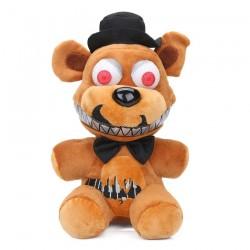 Five Nights at Freddy's plyšák Nightmare Freddy