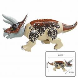 Figurka Dinosaurus Triceratops Jurský park k LEGO