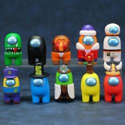 Figurky Among Us 10 ks