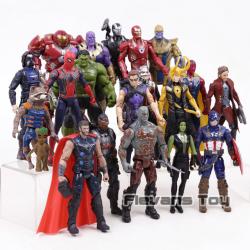 MEGA SET Figurky Avengers...