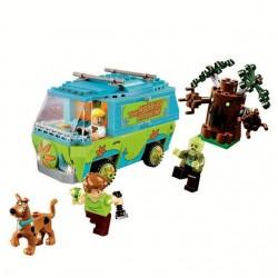 Stavebnice Scooby Doo k LEGO